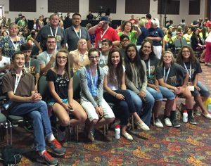 Youth from Delta and Cedaredge attend Steubenville of the Rockies.